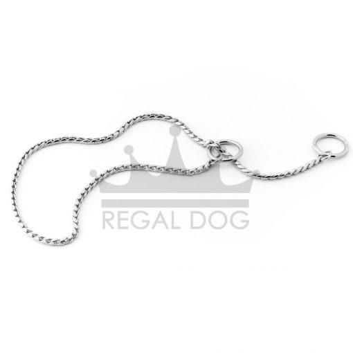 Silver London Dog Necklace