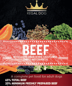 Dog Superfoods with Beef