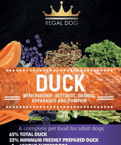 Dog Superfoods with Duck