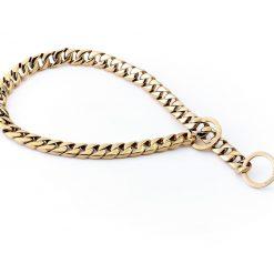 Rose Gold Monaco Dog Necklace