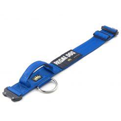 Blue Tactical Dog Collar