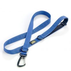 Blue Tactical Dog Lead