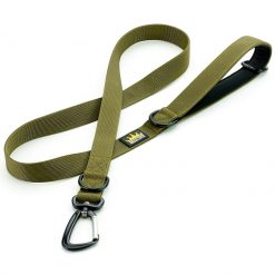 Khaki Tactical Dog Lead